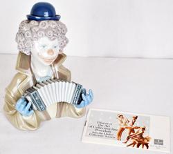 Vintage #5585 lladro porcelain daisa 1988 sculpture
