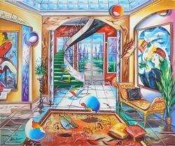 Stunning Alexander Astahov Original