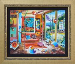 Amazing Alexander Astahov Original Oil