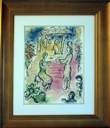 Highly Collectible Marc Chagall