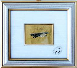 COLLECTIBLE LIMITED 23KT GOLD LEAF FORD AIRCRAFT 1926