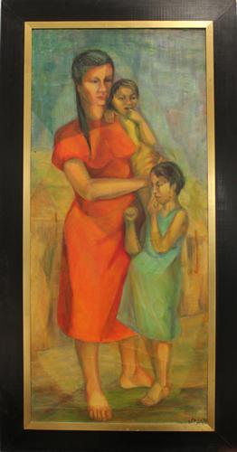 Rita Cohen Original Oil Painting