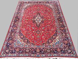Utterly Inspiring Very Rare Large Fine Royal Persian Bidgol Carpet