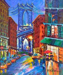 Yana Rafael Original Acrylic on Canvas