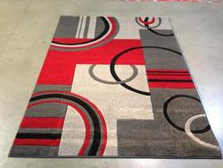 Beautiful Trendy Modern Design Carved Area Rug 8x10