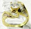 Impressive Diamond Ring in 18kt Gold