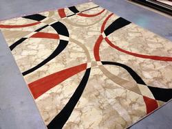Artistic Carved Modern Design  Area Rug 8x11