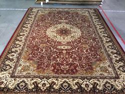Detailed Traditional Isfahan Design Rug 8x12