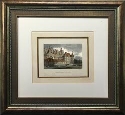 J. Tingl Vintage Engraving
