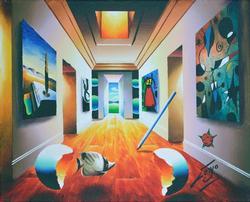 Brilliant Ferjo Sunny Hallway Original