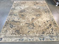Magnificent Blend Of Vintage &Fashion Design Rug 8x11