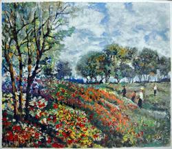 Fantastic Dimitri Polak Tulip Field