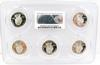 Set of 5 - 2004-S PCGS State Quarters