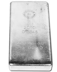 RCM 100 Oz Fine Silver Bar