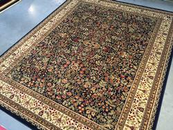 Detailed colorful Classic  Sarouk  Design 8x10 Area Rug