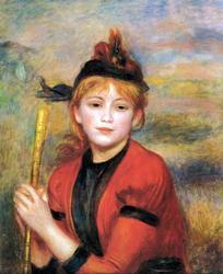 Pierre Auguste Renoir Color Giclee