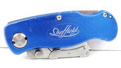 Sheffield Folding Razor Knife