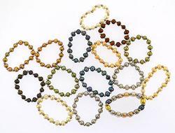 Group Lot of Gemstone Rings