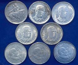 8 Popular US Half Dollar Commemoratives