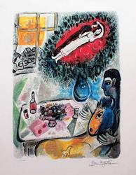 Amazing Marc Chagall Reverie