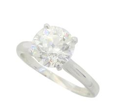 Transitional Cut 2+ CTW Diamond Engagement Ring