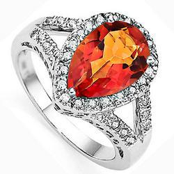 1.86Ct Azotic Gemstone Ring