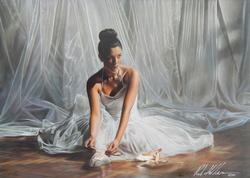Robert Hefferan Extremely Beautiful Canvas
