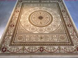 Classic French Palace Design Area Rug