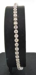 3.0 CTW Diamond Tennis Bracelet