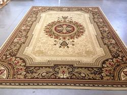 Classic French Chatue Design Area Rug 6X8