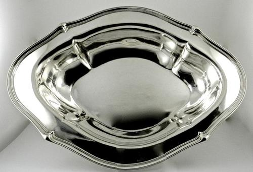 Attractive Sterling Serving Bowl