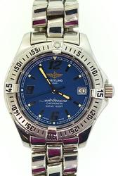 Ladies Breitling Colt Oceane Chronometre