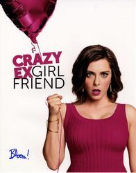 Rachel Bloom Autographed Signed 11x14 Crazy Ex Gf Photo