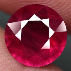Stunning pinkish red 4.54ct Ruby