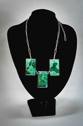 Exquisite Malachite Necklace