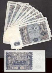 $20 12 notes 11 Consec Bank PolskiUncirculated