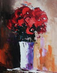 James Pratt Beautiful Red Flowers