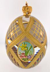 THEO FABERGE LIMITED EDITION EGG