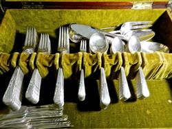 Impressive Sterling Silver Set of 127 Pieces