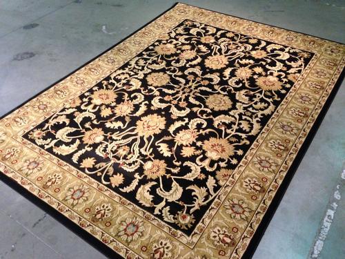 Gorgeous Turkish Oushak Design Rug, 8x11