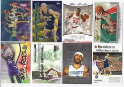 BASKETBALL INSERT COLLECTION