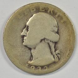 A Rare 1932-D Washington Quarter. Circulated