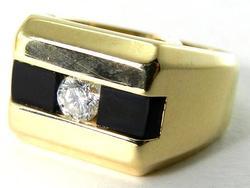 High Style Men's Ring