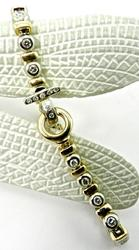 Special Diamond Tennis Bracelet