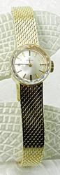 Beautiful 14k Omega Watch