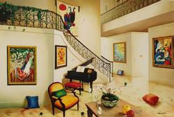 BEAUTIFULLY DETAILED ART BY ORLANDO QUEVEDO