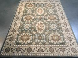 Magnificent Italian Made Vintage Reproduction Rug 6x8