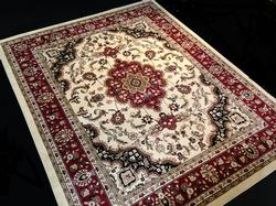 Stunning Classic Crown Medallion Serapi Design Rug 8x10