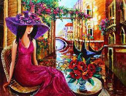 Yana Rafael Amazing Acrylic Original