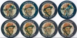 COLLECTION OF OZZIE SMITH 1984 COINS